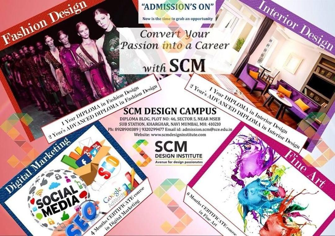 Introducing Scm Design Institute Design Your Design Art Institutes