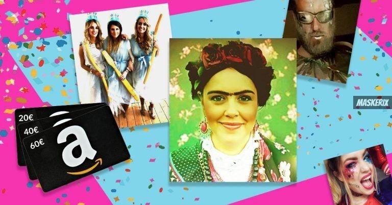 Gruppen Kostüme selber machen - die besten DIY Ideen 2020 | maskerix.de