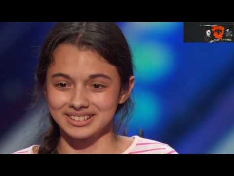 Little Laura Sings 4 Dad Who Died B4 America S Got Talent Audition Plz Comment Share Subscribe Youtube Laura Bretan America S Got Talent Opera Singers
