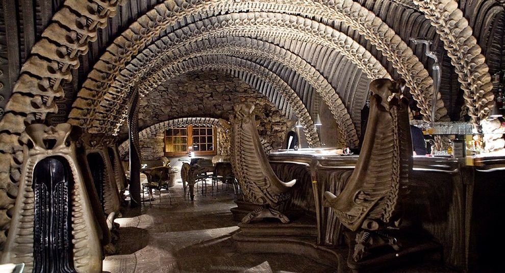 20 Of The Worlds Best Restaurant And Bar Interior Designs Bar