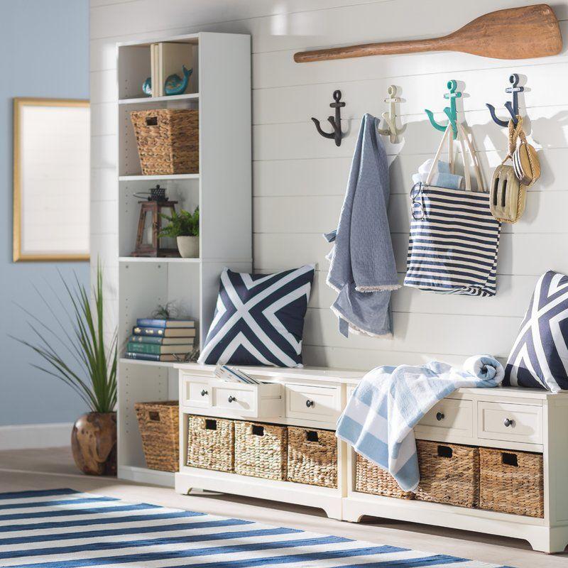 Ardina Drawer Storage Bench