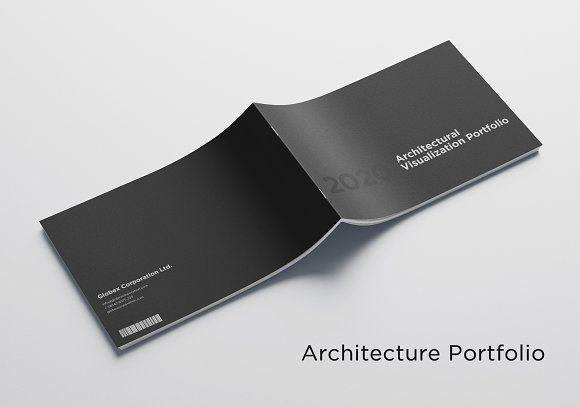 Architecture Portfolio by azadcsstune on Creative Market Description A4  size