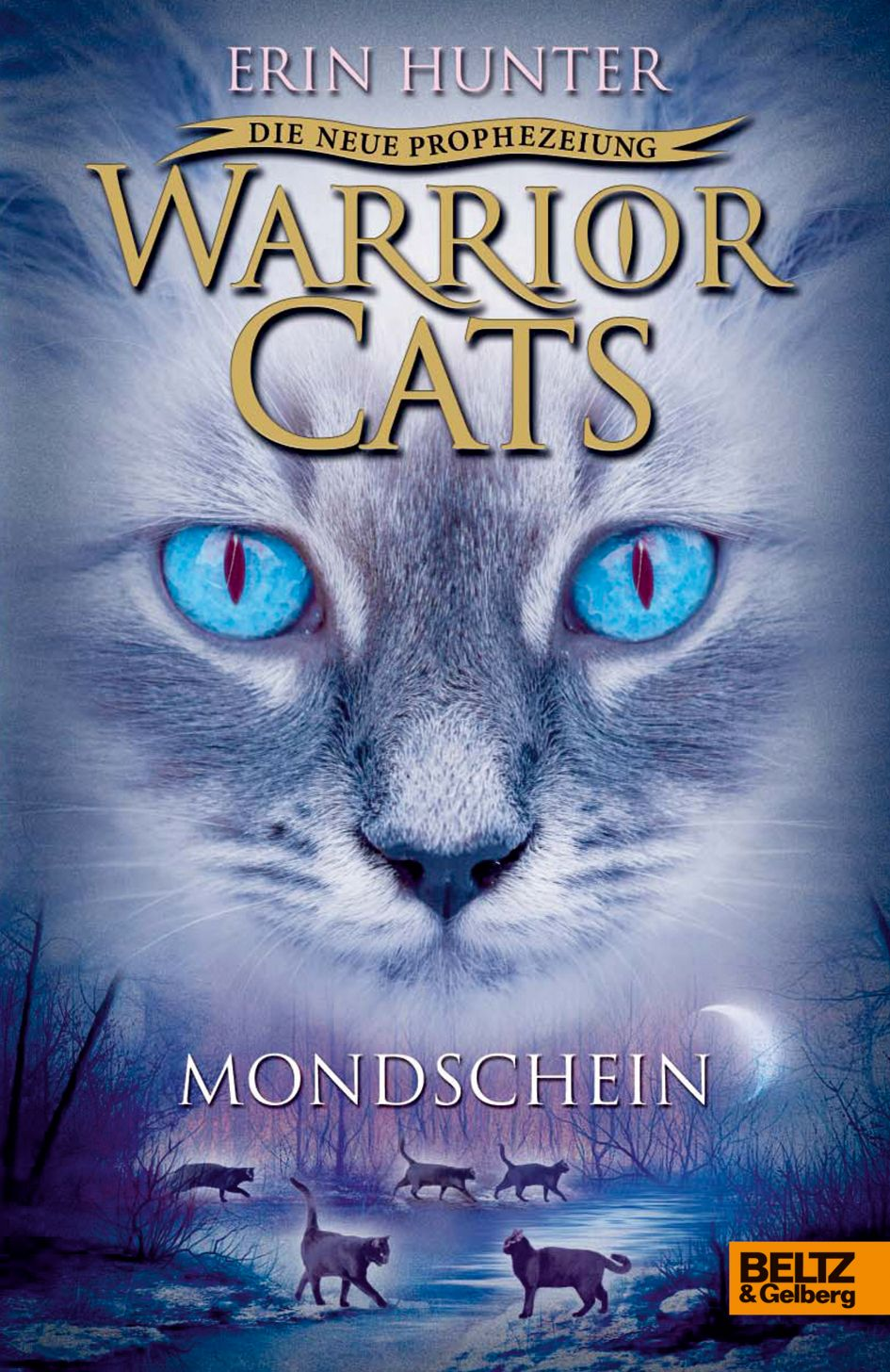 Warrior cats die neue prophezeiung mondschein band lovely
