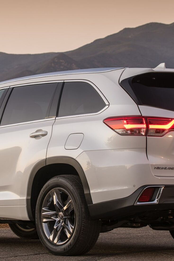 Toyota New Highlander 2020 Redesign And Release