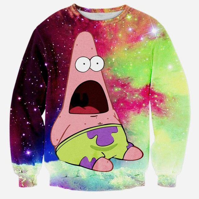 Fashion 3d NUTELLA CHOCOLATE Graphics Print Sweater Sweatshirt Pull Sweats