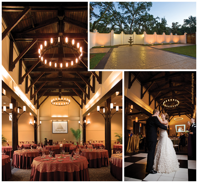 A Beautiful Venue For A Tallahassee, Florida Wedding