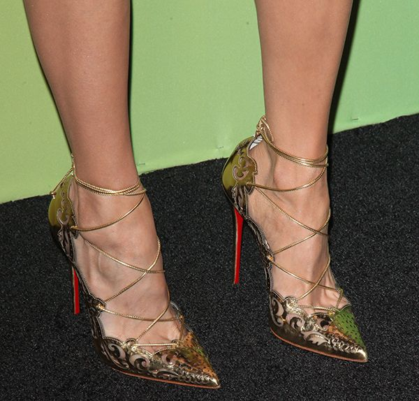 2e1b8797699 Who Looked Best in Christian Louboutin
