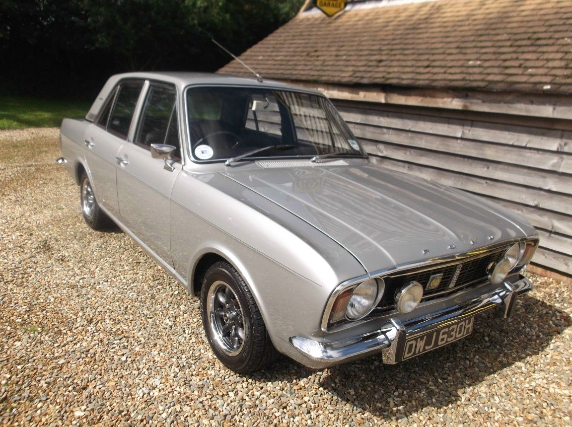 metallic grey car colour ford cortina mark 2 - google search