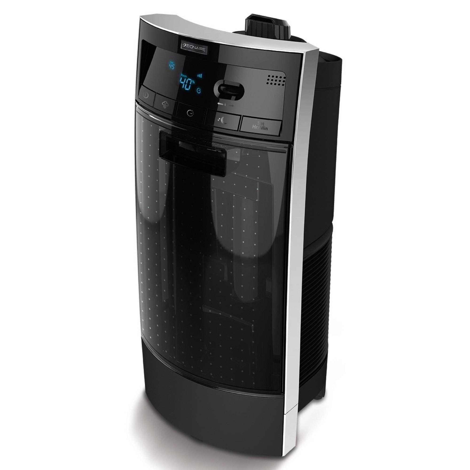 Tower Filter Free Ultrasonic Humidifier BUL7933CT UM Black
