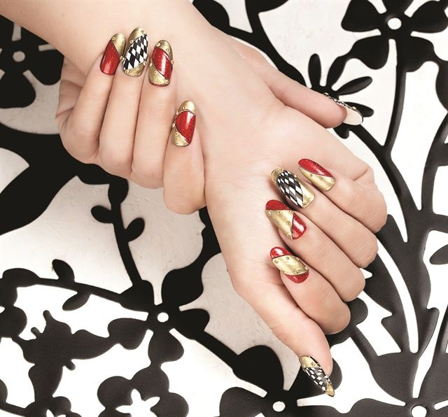 2018 Nail Trend Forecast | Pinterest | Nail trends, Fun nails and ...