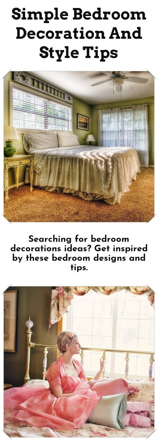 Bedroom decor and style ideas ready to begin making your own design also decoration tips my rh pinterest