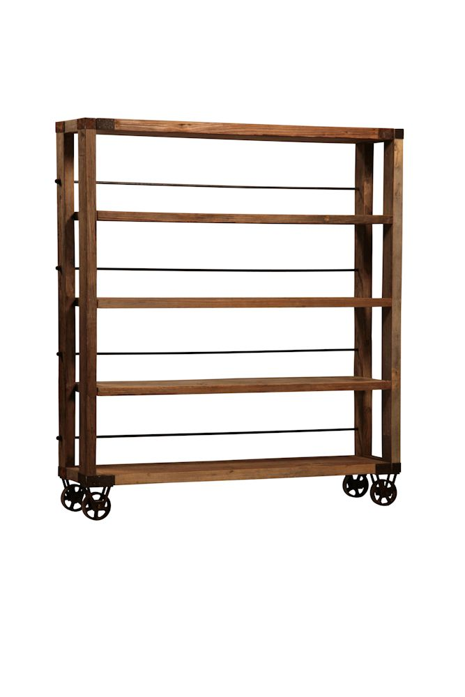 Dovetail Furniture | Urban Fowler Bookcase | Available At Furnitureland  South And Online At Www.
