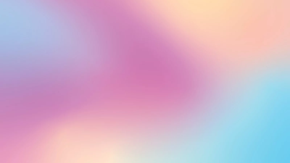 Rainbow Gradient Pink Orange And Blue Zoom Virtual Background Templates By Canva Pastel Background Wallpapers Rainbow Wallpaper Pastel Background