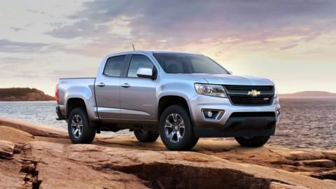 Build Your Own Vehicle Summary Chevy Colorado Chevrolet