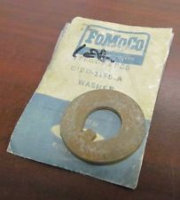 1964 1/2-66 NOS Mustang 6-Cylinder Front Spindle Nut to