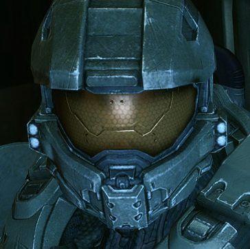 Master Chief S Helmet Halo 4 Halo Halo Game Halo