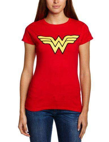 DC Comics Camiseta para Mujer