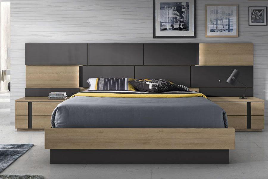 Glicerio Chaves Hornero Is A Spanish Furniture Manufacturer Specialized In Modern Bedroom Sets Bed Furniture Design Bedroom Furniture Design Bed Design Modern