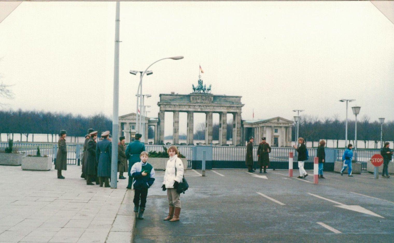Brandenburger Tor Berlin Berlin Ddr Berlin Wall Berlin Street View