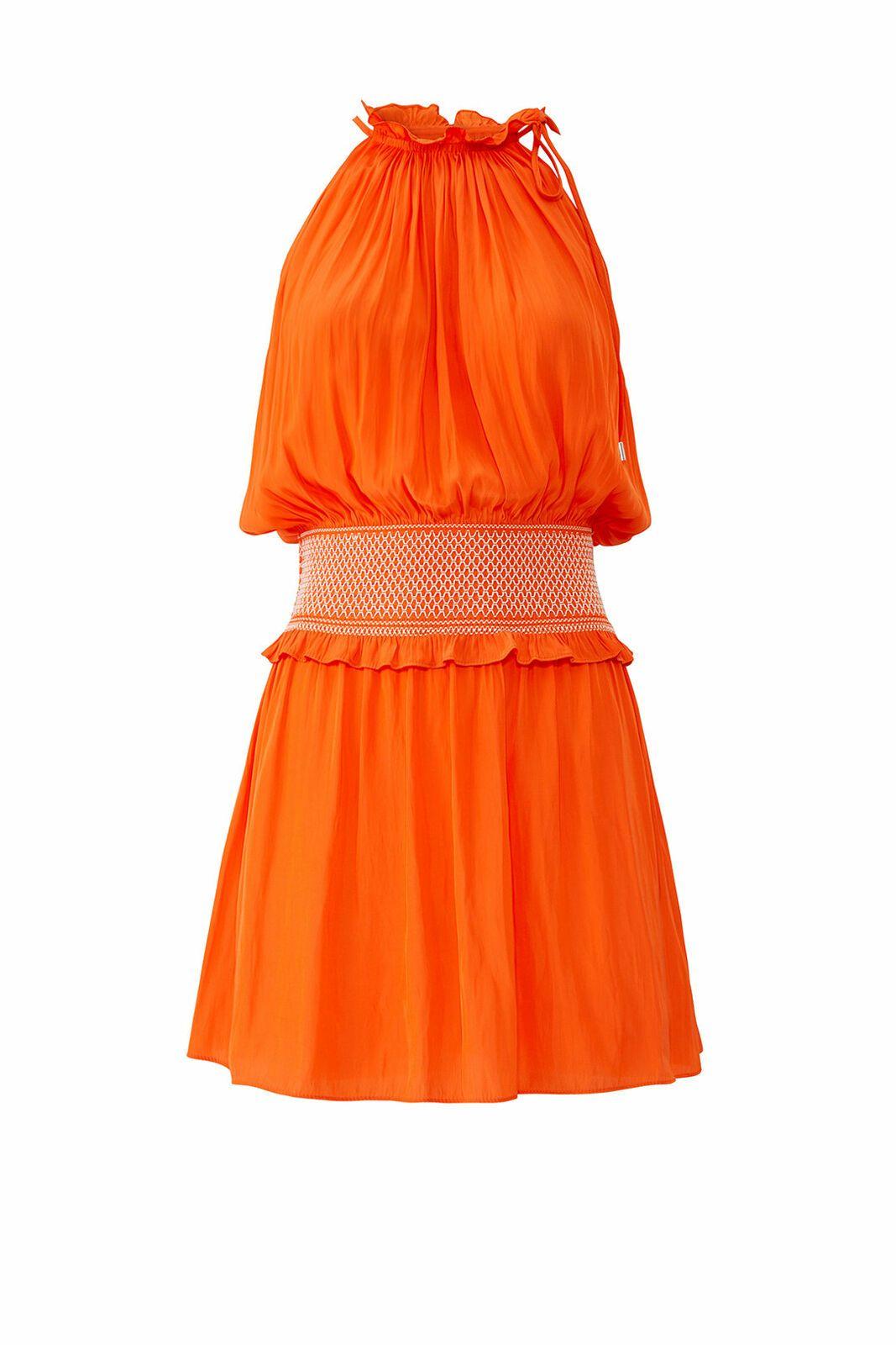 Account Suspended Orange Dress Womens Dresses Dresses [ 1600 x 1067 Pixel ]