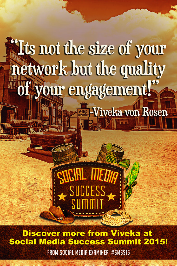 """""""It's not the size of your network but the quality of your engagement!"""" via @linkedinexpert 