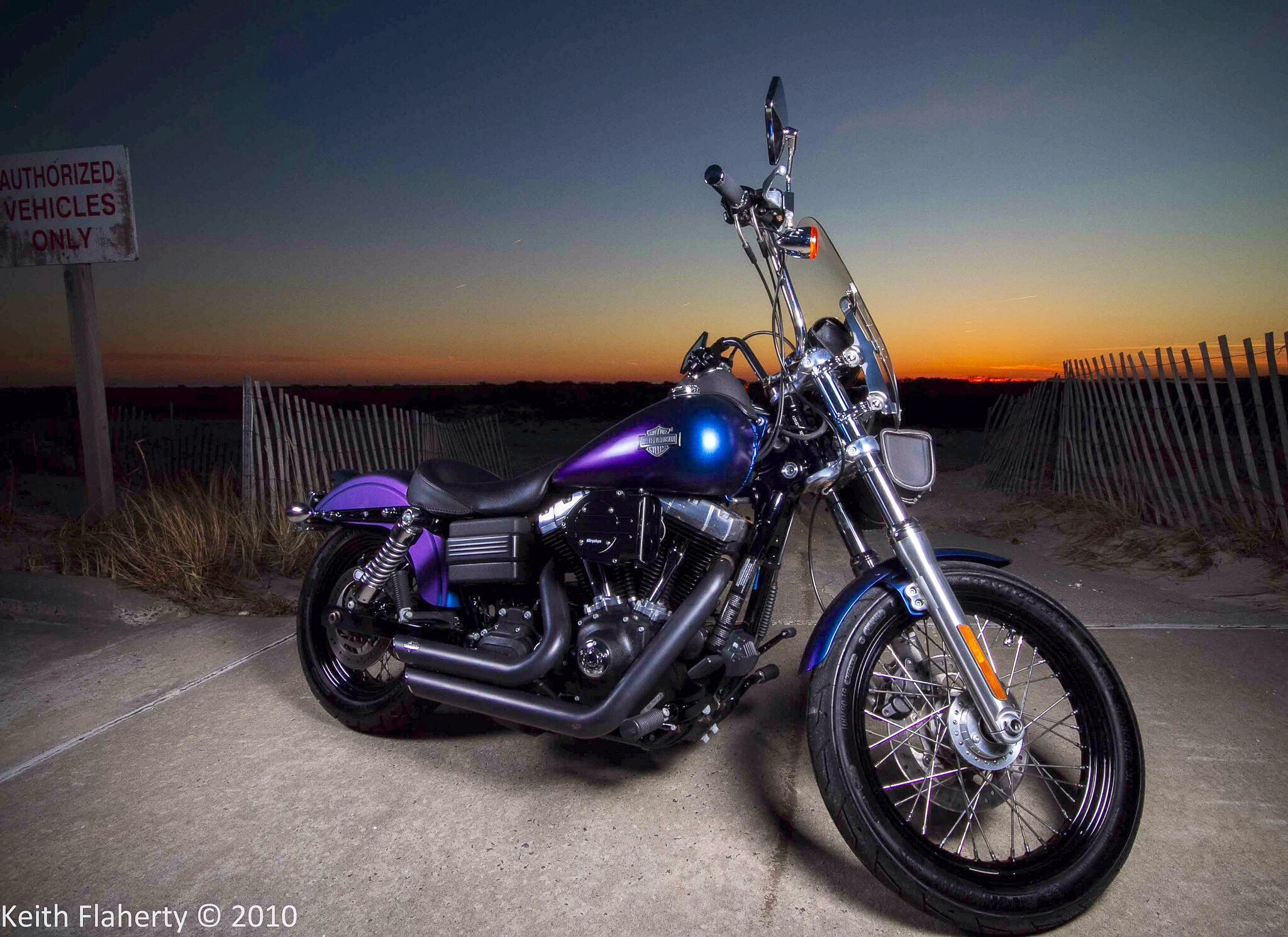 Harley Dyna Street Bob