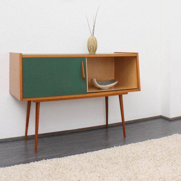 fifties wohnen pinterest kommode m bel und m beldesign. Black Bedroom Furniture Sets. Home Design Ideas
