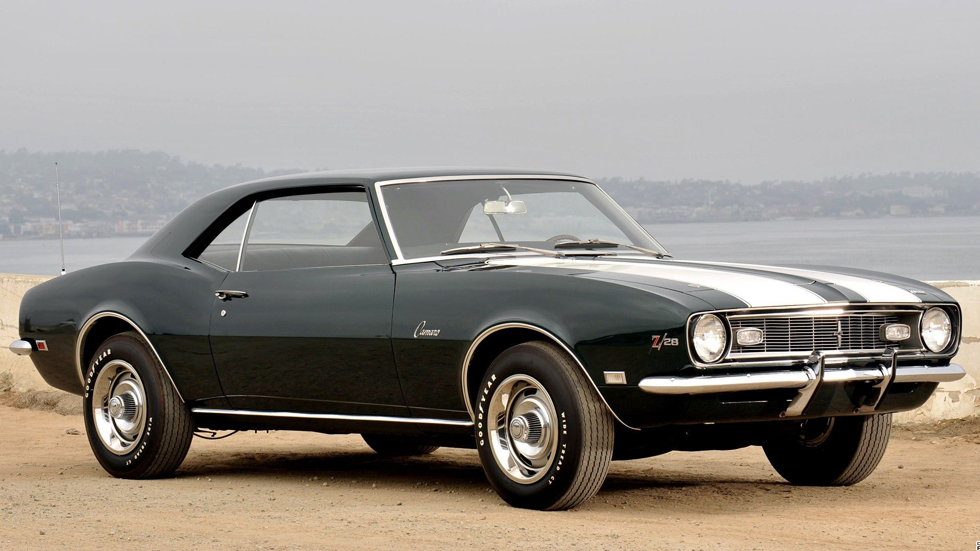 via 1968 chevrolet camaro