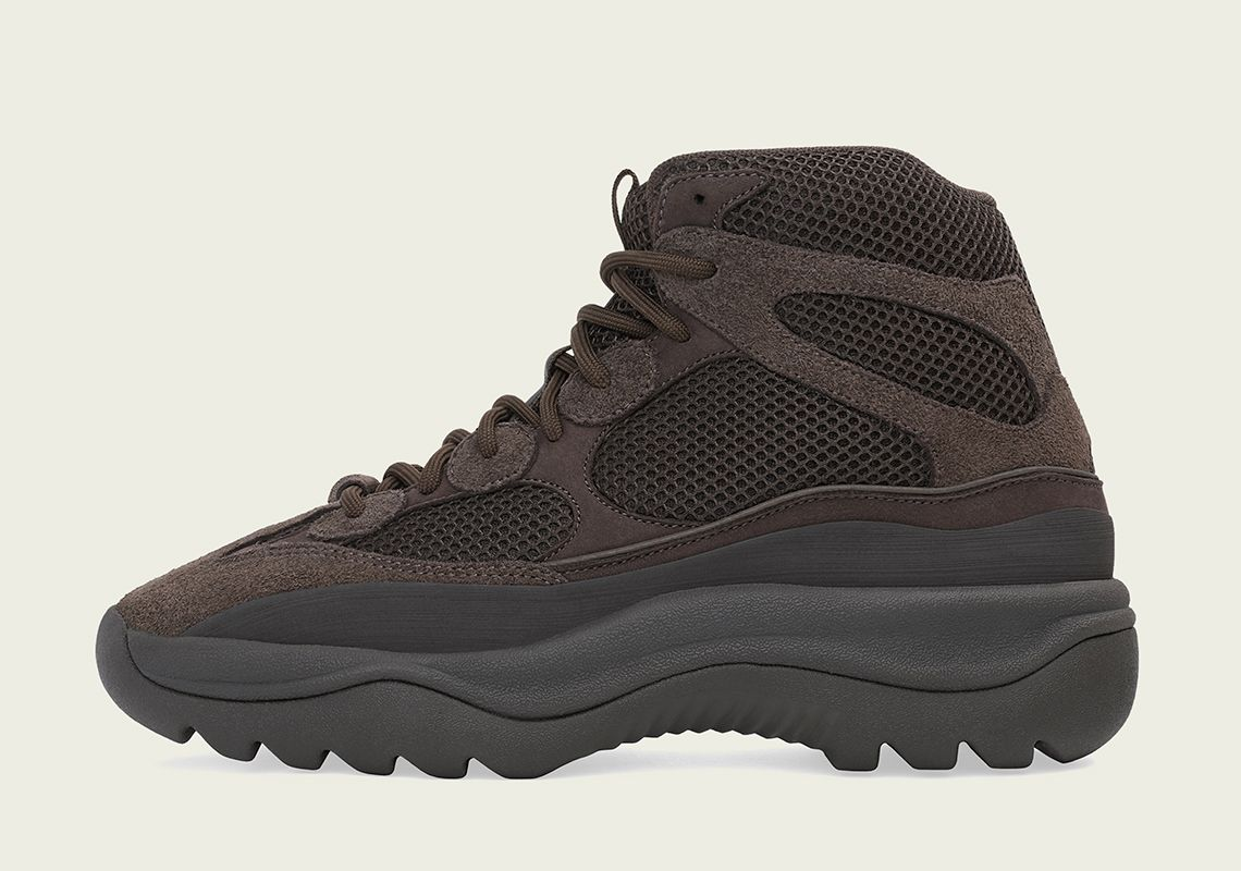34f80e42a351e Official Store List For The adidas Yeezy Desert Boot Oil