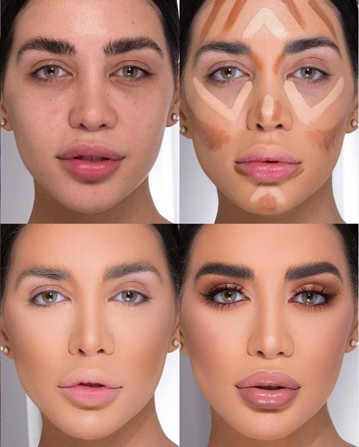 Most up-to-date Totally Free Natural Makeup step by step Concepts  Finding the r..., #Concepts #Finding #Free #Makeup #Natural #step #Totally #uptodate #GreatSkinCareTips