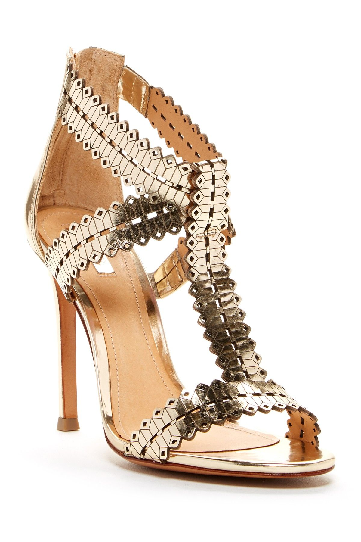 04988218320 Goodness High Heel Sandal by Schutz on  HauteLook