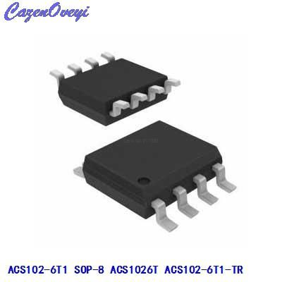 5pcs/lot ACS102-6T1 Ac switch SOP-8 ACS1026T ACS102-6T1-TR AC switch
