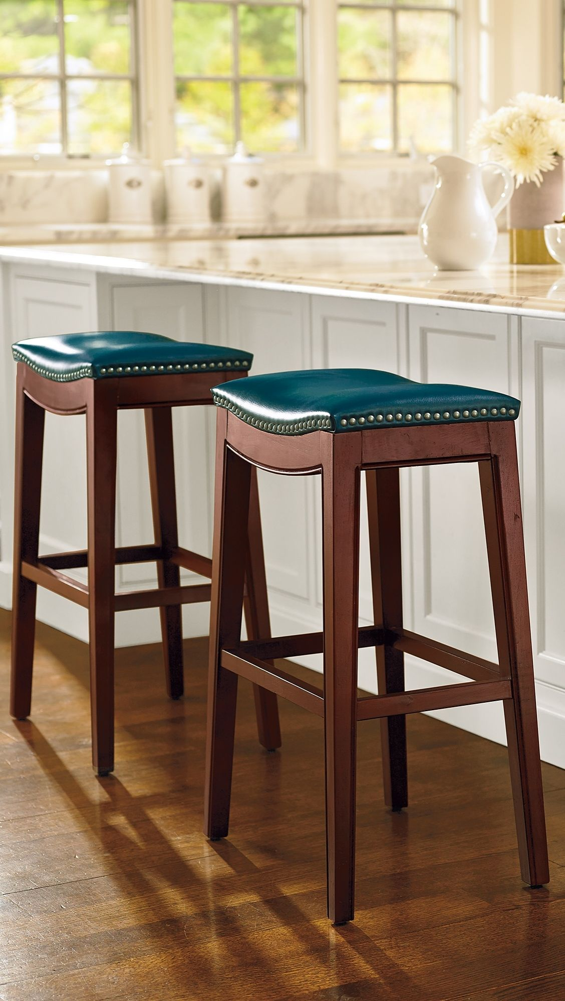 Julien Bar & Counter Stool With images   Bar stools ...