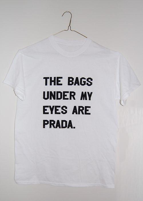 Prada bags. ?.