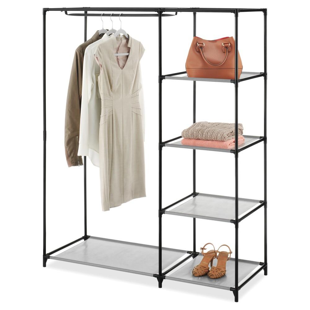 Whitmor Freestanding Closet Wardrobe Free Standing Closet Standing Closet Wardrobe Storage