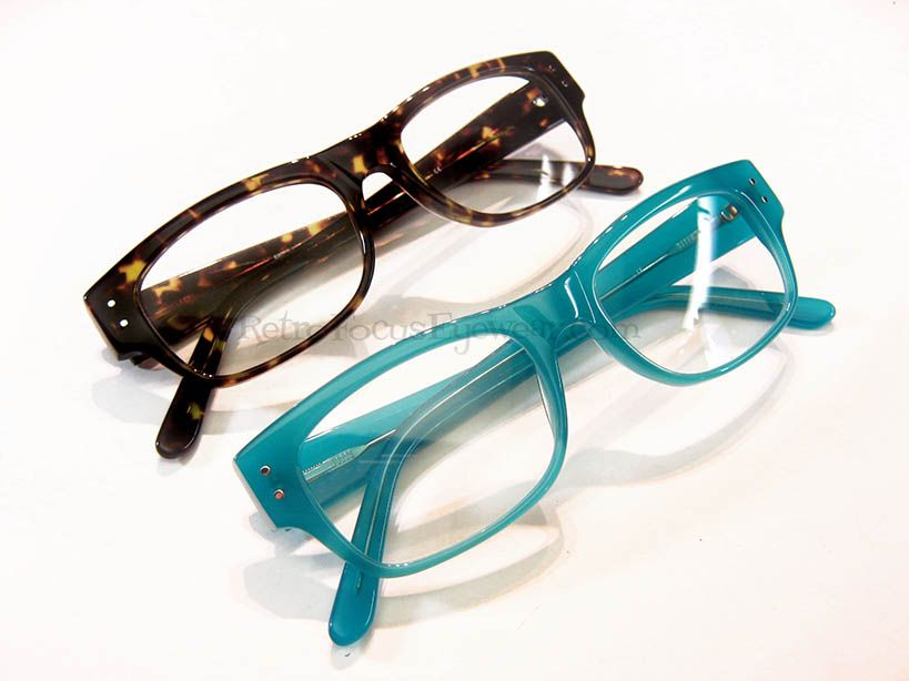 Geek & Nerdy - Frankie Reader   Retro Focus Eyewear Trending Aqua ...