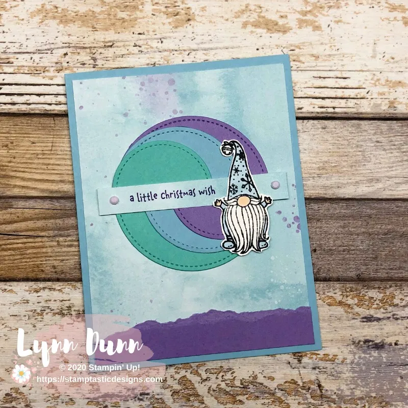 Layering Circle Technique For Card Makers Lynn Dunn Cards Card Sketches Card Maker