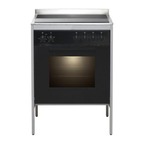 UDDEN CG3 Fornuis met keramische kookplaat - IKEA | Studio ... | {Teeküche ikea 23}