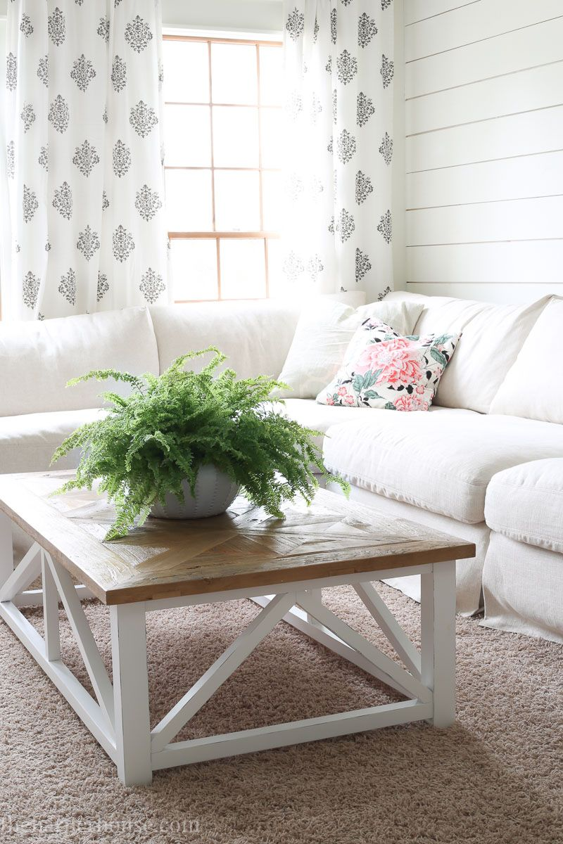 Farmhouse Coffee Table From Amazon Decor Decorating Coffee Tables Table