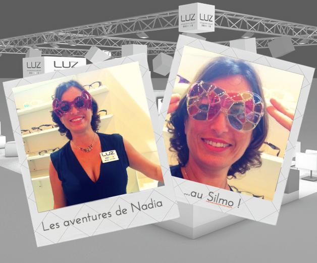 LUZ optique & audio au Silmo - 2015