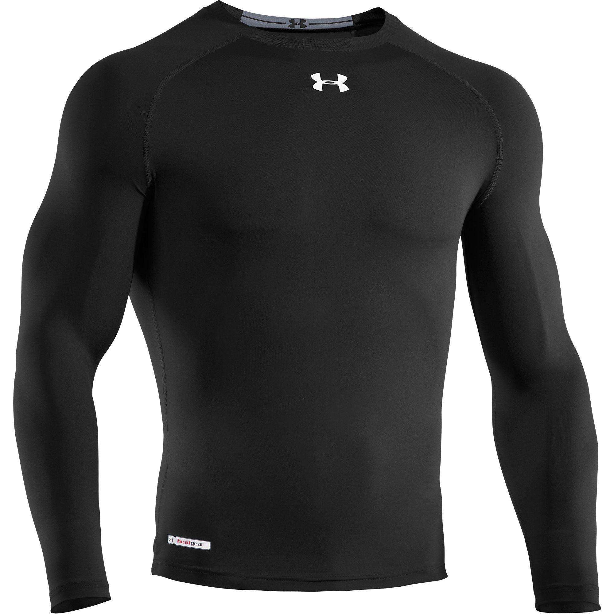 under armour men's heatgear sonic compression short sleeve shirt