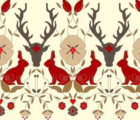 Sa-weet Scandinavian #folk design. #art