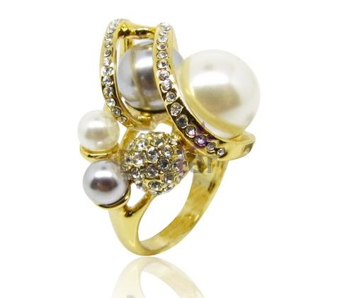 cheap promise rings for girlfriend | Antique Pearl Rings ...