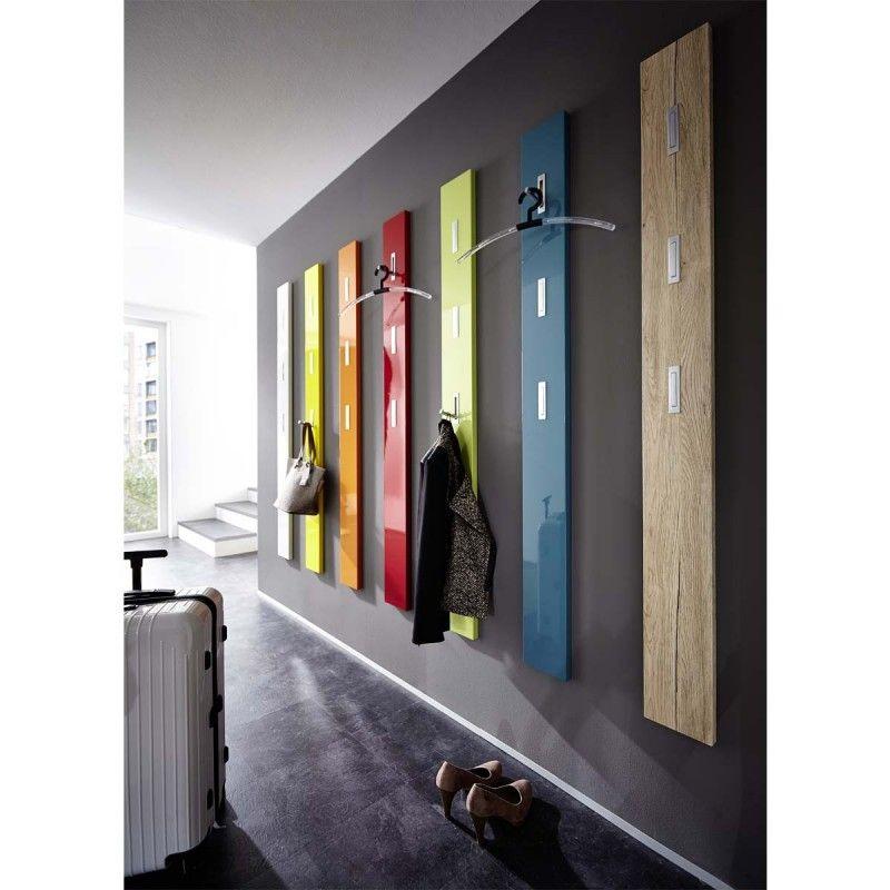 Portemanteaux Mural Design Colorado ATYLIA Deco Pinterest - Porte placard coulissante jumelé avec serrurier paris 75017