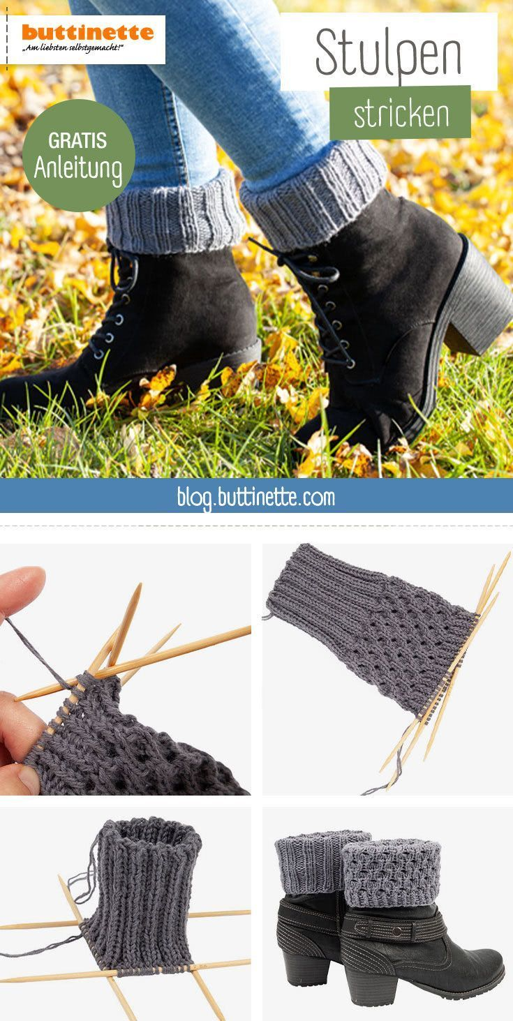 Instructions gratuites: hauts de botte en tricot #botte #craft # gratuit #instructions #Knit    – knitting