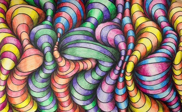 #op art for kids optical illusions in 2020 | Optical ...