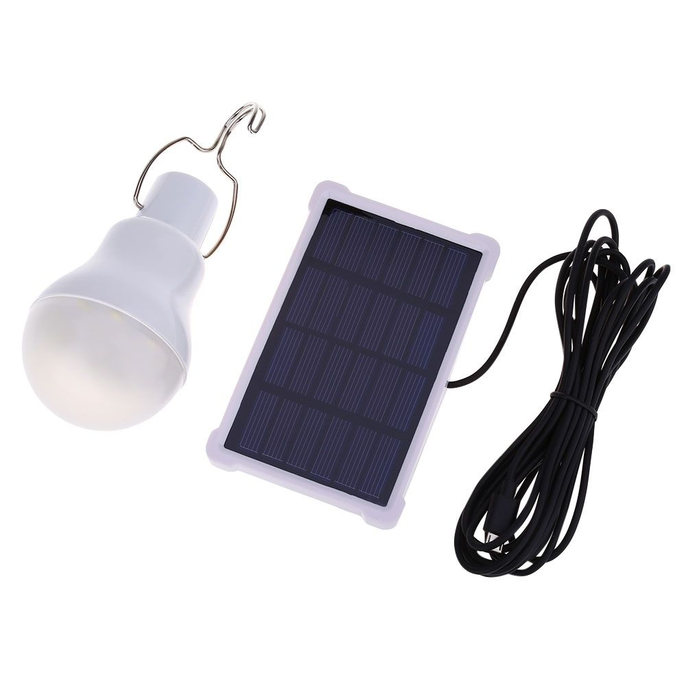 Portable solar light led bulb 140lm energy solar garden led lamp portable solar light led bulb 140lm energy solar garden led lamp lighting solar panel for camping mozeypictures Image collections