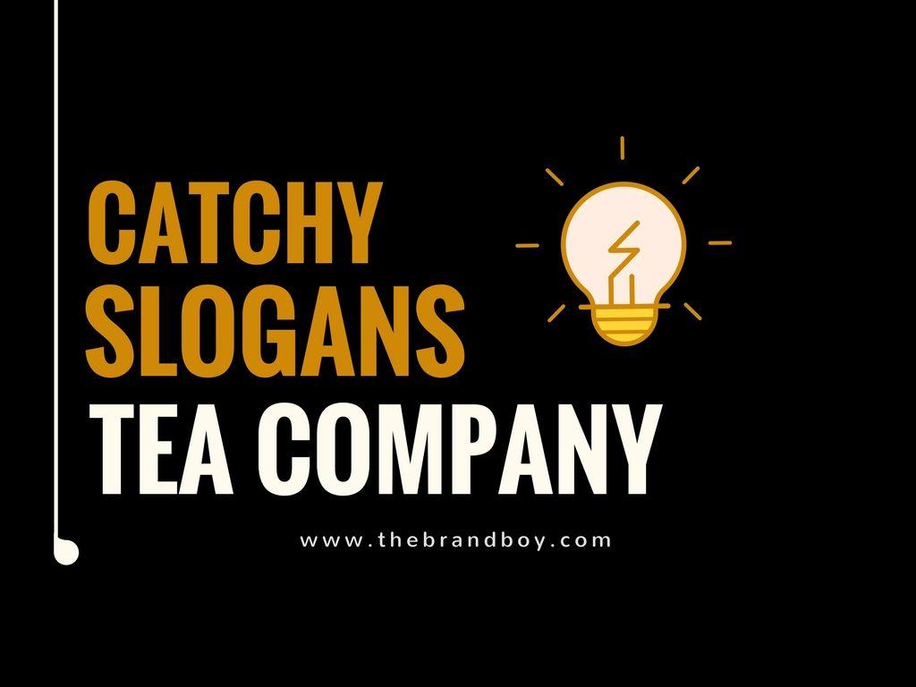 slimming tea tagline