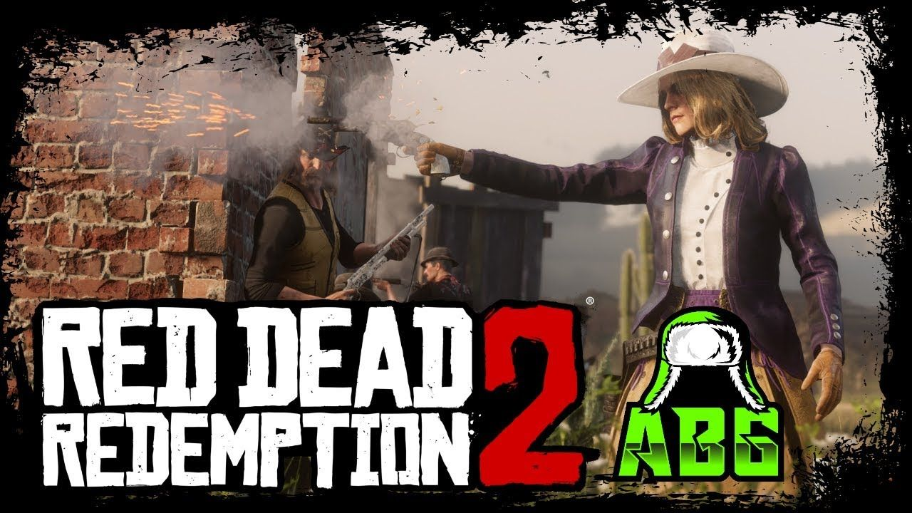 Invite Only Lobby Red Dead Online No Commentary