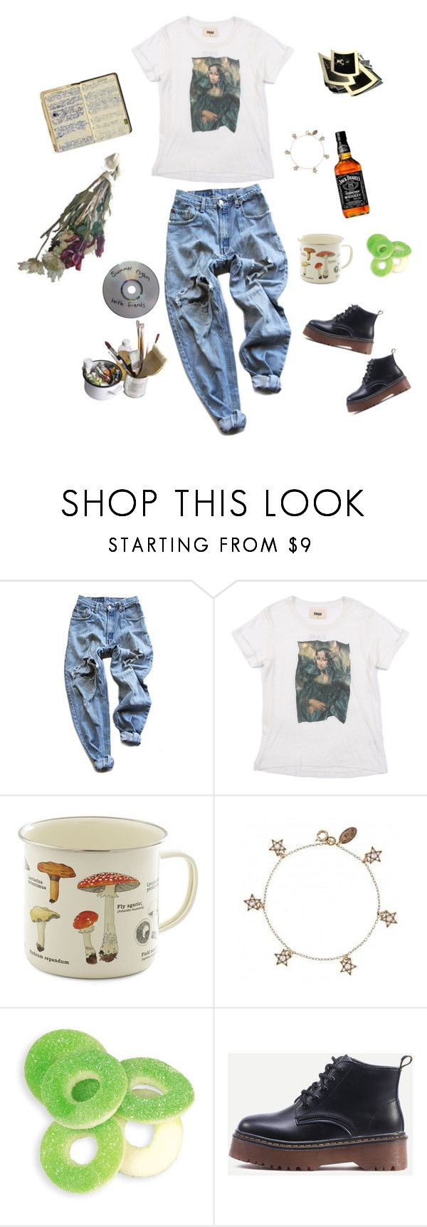 """""""Straight Chillin'"""" by entheg4 on Polyvore featuring Levi's, PAM, Mason's and Cath Kidston"""